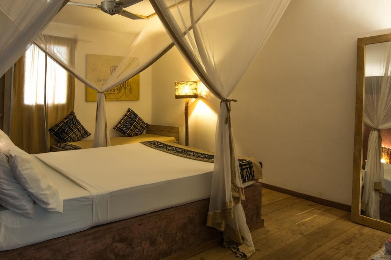 Junior suite sita boutique hotel zanzibar for Boutique hotel uzuri villa