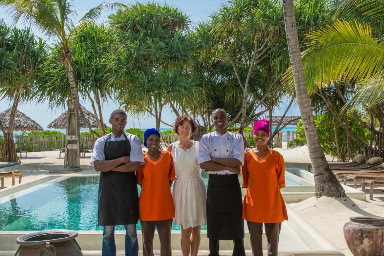 Il nostro staff boutique hotel zanzibar for Boutique hotel uzuri villa